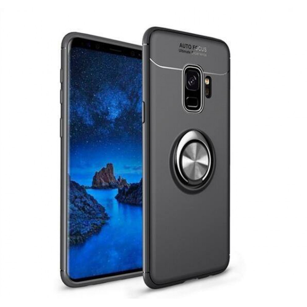 buy popular 3935d f5fad Samsung Galaxy S9 Case with Magnetic Ring Holder